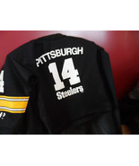 Pittsburgh Steelers Youth size small #14 Jersey by Hutch - $8.00