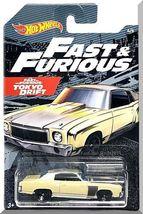 Hot Wheels - '70 Monte Carlo: '19 Fast & Furious #4/6 *Tokyo Drift / Wal... - $3.50