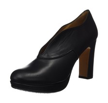 20125 Womens 6 Black Platform UK Audley OYpwO