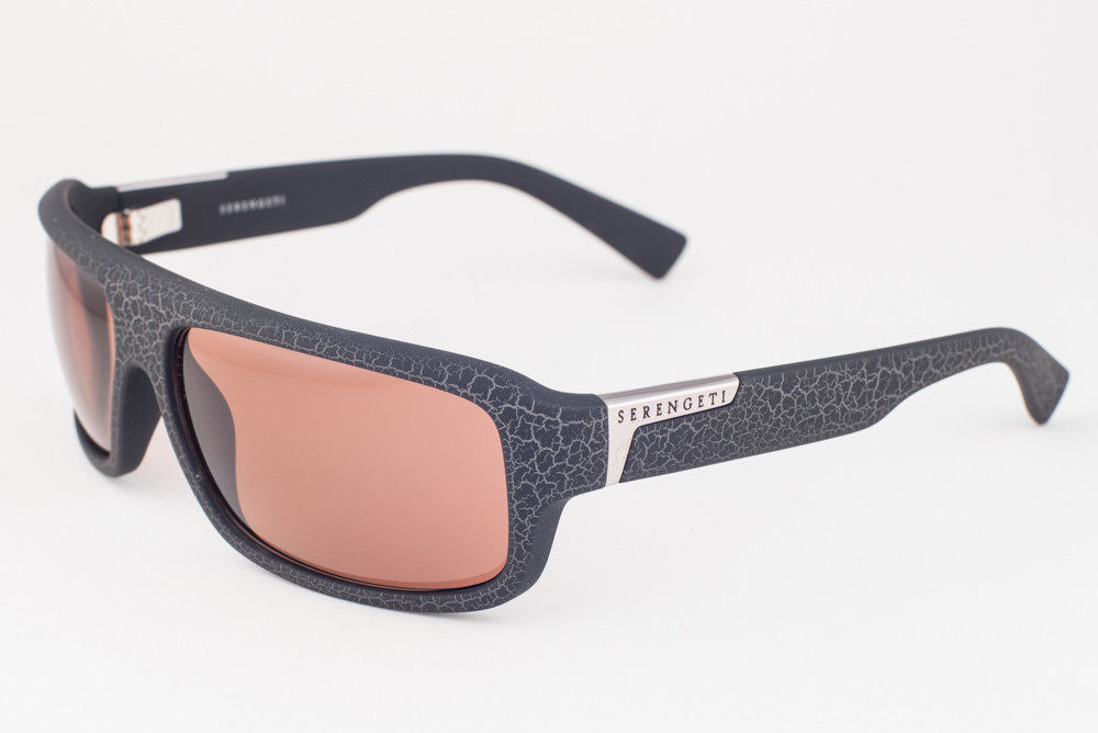 Primary image for Serengeti Matteo Black Granite / Drivers Sunglasses 7371
