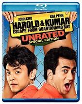 Harold & Kumar Escape From Guantanamo Bay (Blu-ray)