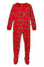Corduroy The Bear Red Footie Pajamas, Size 3T - $8.96