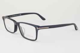 Tom Ford 5408 001 Black Asian Fitting Eyeglasses TF5408 001 55mm - $175.42