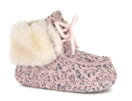 UGG Kids Baby Girl's Sparrow Woodland Baby Infant Pink Boot, 0/1, XS, 0-... - £32.72 GBP