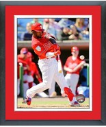 Andrew McCutchen 2019 Phillies Spring Training -11x14 Matted/Framed Photo - $43.55