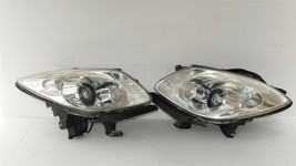 08-12 Buick Enclave Hid Xenon NON-AFS Headlight Lamps LH & RH - POLISHED