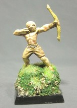 Dungeons & Dragons Miniature Monk Warrior with Bow !! s90 - $22.00