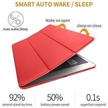 iPad Pro 10.5 Case Slim Anti-Scratch Soft TPU Lightweight Kickstand Cove... - $27.23