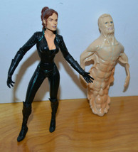 "MARVEL JEAN GREY 6"" ACTION FIGURE X-MEN THE MOVIE 2000 TOYBIZ PHEONIX - $13.84"