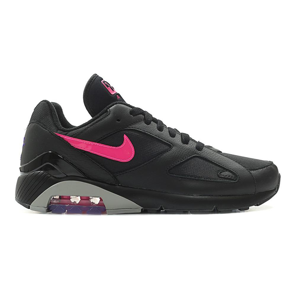 premium selection 38c4e 1c631 Nike air max 180 black pink blast wolf grey aq9974 001 4