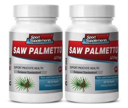 Urine cleanse detox - SAW PALMETTO BERRY EXTRACT 320 MG For Prostate and... - $24.95