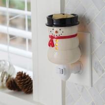 Snowman Plug In Fragrance Warmer - $14.99