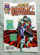 Star Trek Early Voyages Marvel Comic Issue #6 July 1997 - $3.00