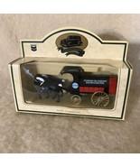Chevron lledo Horse Drawn Wagon Standard Oil Kerosine  - $4.94