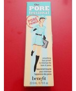BENEFIT The POREfessional Smoothing Face Primer ❤️ .75 fl oz ❤️ Authentic - $29.65
