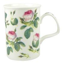 Roy Kirkham Redoute Rose Chintz Fine English Bone China Mug MADE IN ENGL... - $24.90