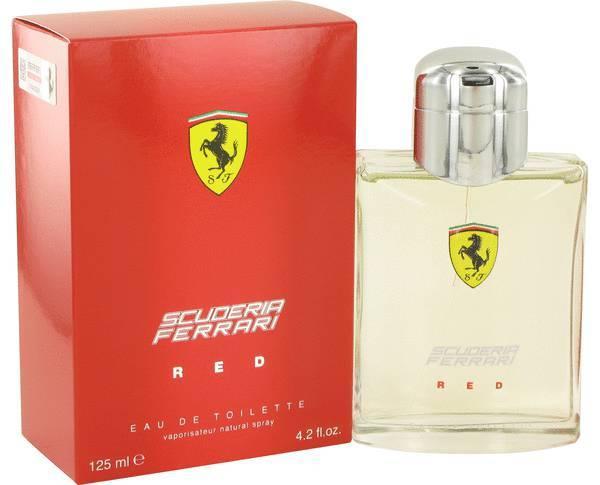 Ferrari scuderia red cologne
