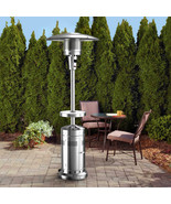 Patio Heater with LED Table with Wheels for Moving 47,000 BTU Commercial... - $399.00