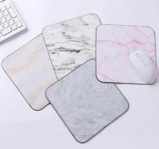 Desk Organizer School Office Desk Marble Pattern Mouse Pad Tools Accesso... - $11.27
