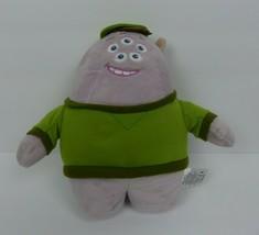 Disney Store Authentic Scott Squibbles Plush Toy Monsters Inc University Pixar - $13.98