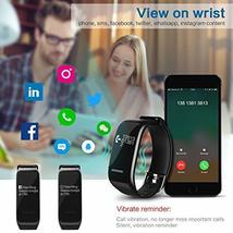 beitony Fitness Tracker, Activity Tracker Watch with Heart Rate and Sleep Monito image 4