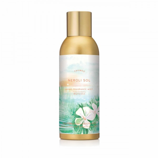 Thymes Neroli Sol Home Fragrance Mist 3oz