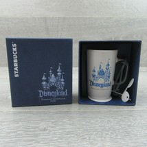 Starbucks Disney Parks Ceramic Mug 16oz Disneyland 60th Diamond Celebrat... - $39.55