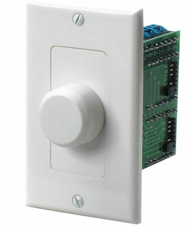 OMAGE IN WALL STEREO AUDIO VOLUME CONTROL