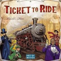 Days of Wonder Ticket To Ride - $54.15