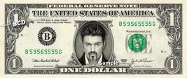 GEORGE MICHAEL - Real Dollar Bill Cash Money Collectible Memorabilia Celebrity - $7.77