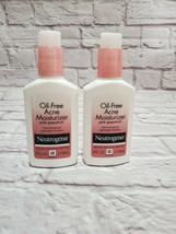 2x Neutrogena Oil Free Acne Moisturizer Pink Grapefruit Treatment - $16.62