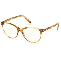 Tom Ford Eyeglasses Size 55mm 140mm 15mm New With Case Made In Italy - $115.18