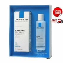 La Roche Posay Promo Toleriane Sensitive Cream 40ml BONUS Eau Micellaire Ultra - $26.70