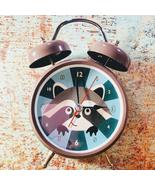 Raccoon Clock Battery Operated - $23.38
