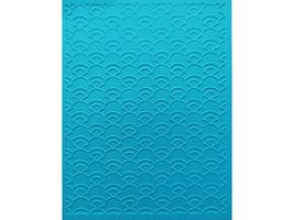 Cuttlebug Background Embossing Folder, Great for Card Making!