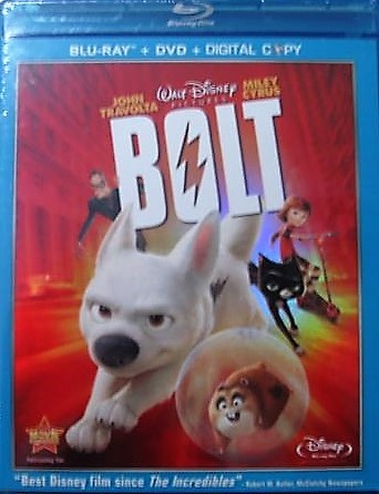 Disney Bolt (Blu-ray/DVD)