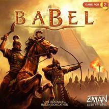 BABEL Complete Excellant Condition Zman Games Uwe Rosenberg Kosmos 2 player - $129.99