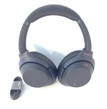 Sony WH-1000XM3 Noise Canceling Headphones Over-Ear WH1000XM3 Black FREE SHIP - $158.95