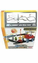 Fisher Price EZ Play Railway Loading Dock - More than 6 Feet of Snap Track - $19.79