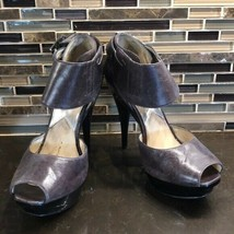 Michael Kors open toe ankle strap heels - $68.31