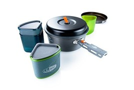 GSI Outdoors - Pinnacle Backpacker, Nesting Cook Set, Superior Backcount... - $101.49