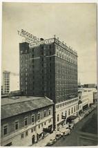 Old Linen Era Postcard Hotel Roosevelt Robert Meyer Hotel Jacksonville F... - $12.19