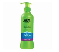 Natural Formula Aqua Light Water-based Moisturizer For Curly Hair 400ml - $28.95