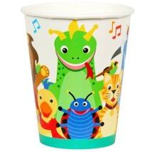 Baby Einstein 9 oz Paper Cups (8 count) - $18.76