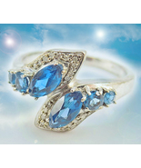 HAUNTED WRAP RING REVEAL NEW YEAR AHEAD EXTREME ROYAL MAGICK MYSTICAL TR... - $377.77