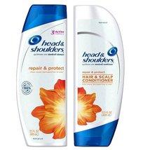 Head & Shoulders Repair & Protect Shampoo & Conditioner Set 13.5 Fl. Oz.... - $29.65