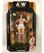 AEW Unrivaled Series 3 Riho All Elite Wrestling Action Figure - $23.95