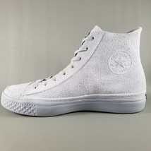 Converse Chuck Taylor All Star Modern Hi Suede Shoes Size 9.5 Mens Sneak... - $74.76