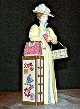 Miss Albee Award Figurine with Box AA20-2156 Vintage image 9