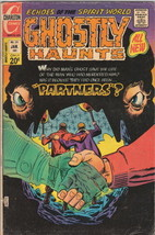 Ghostly Haunts Comic Book #29, Charlton 1973 FINE - $5.94
